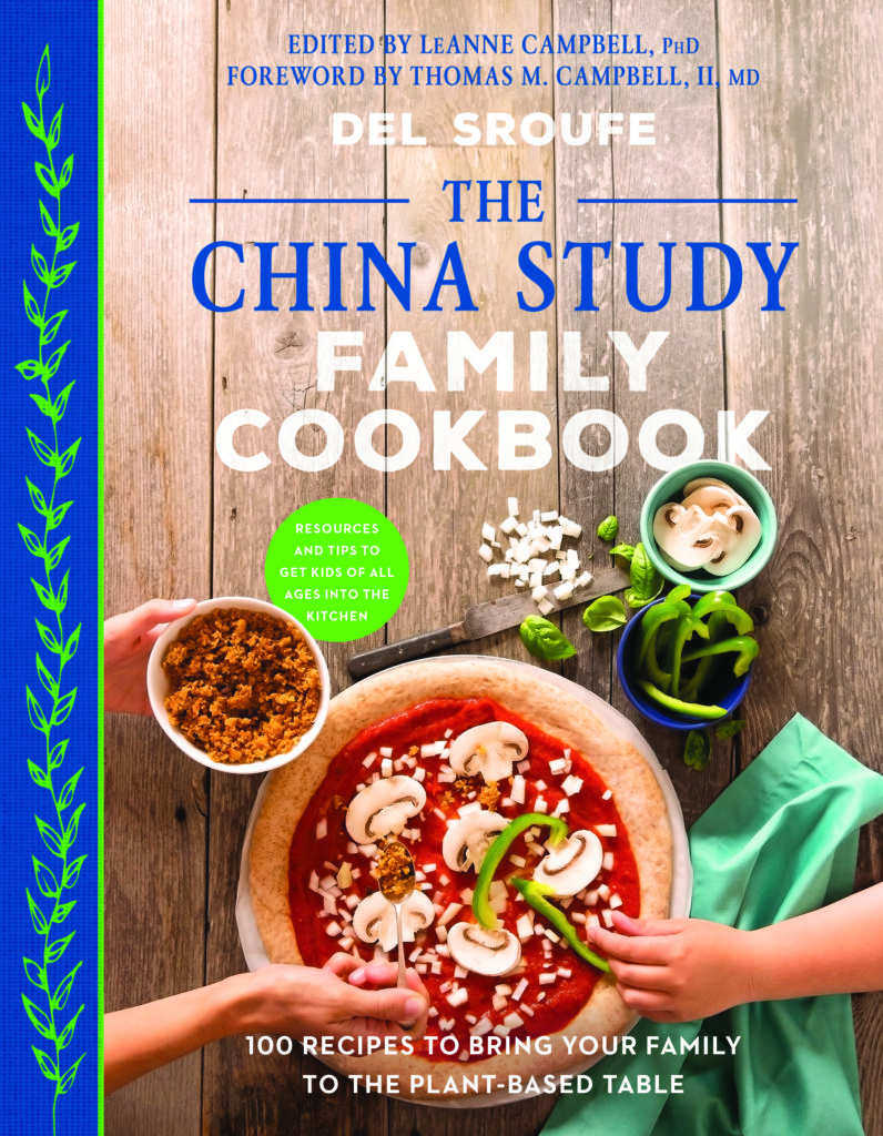Food Book Cover Reviews : Cookbook review the china study family vegan